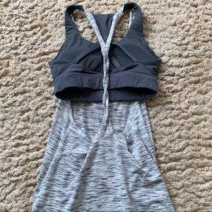 Lululemon twisted tank